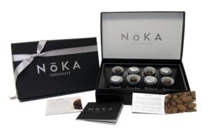 expensive desserts Noka Chocolate, Vintage Collection