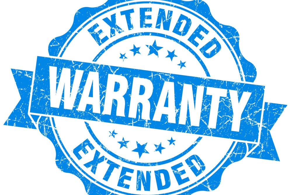 extended warranty car options