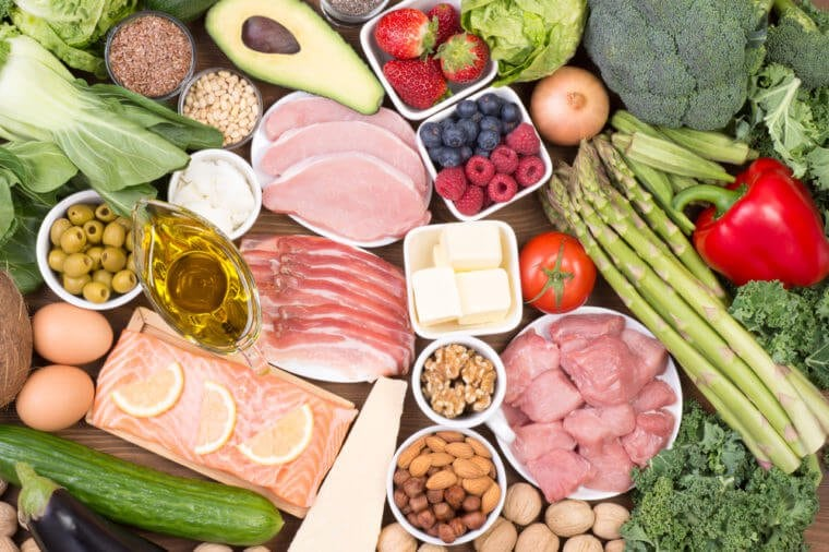 The Atkins diet is also one of the famous diets in the world. It larges focuses on the intake of protein and fats for weight loss