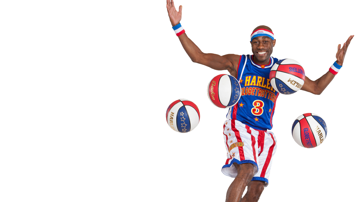 Harlem Globetrotters are one of the best performers of all time