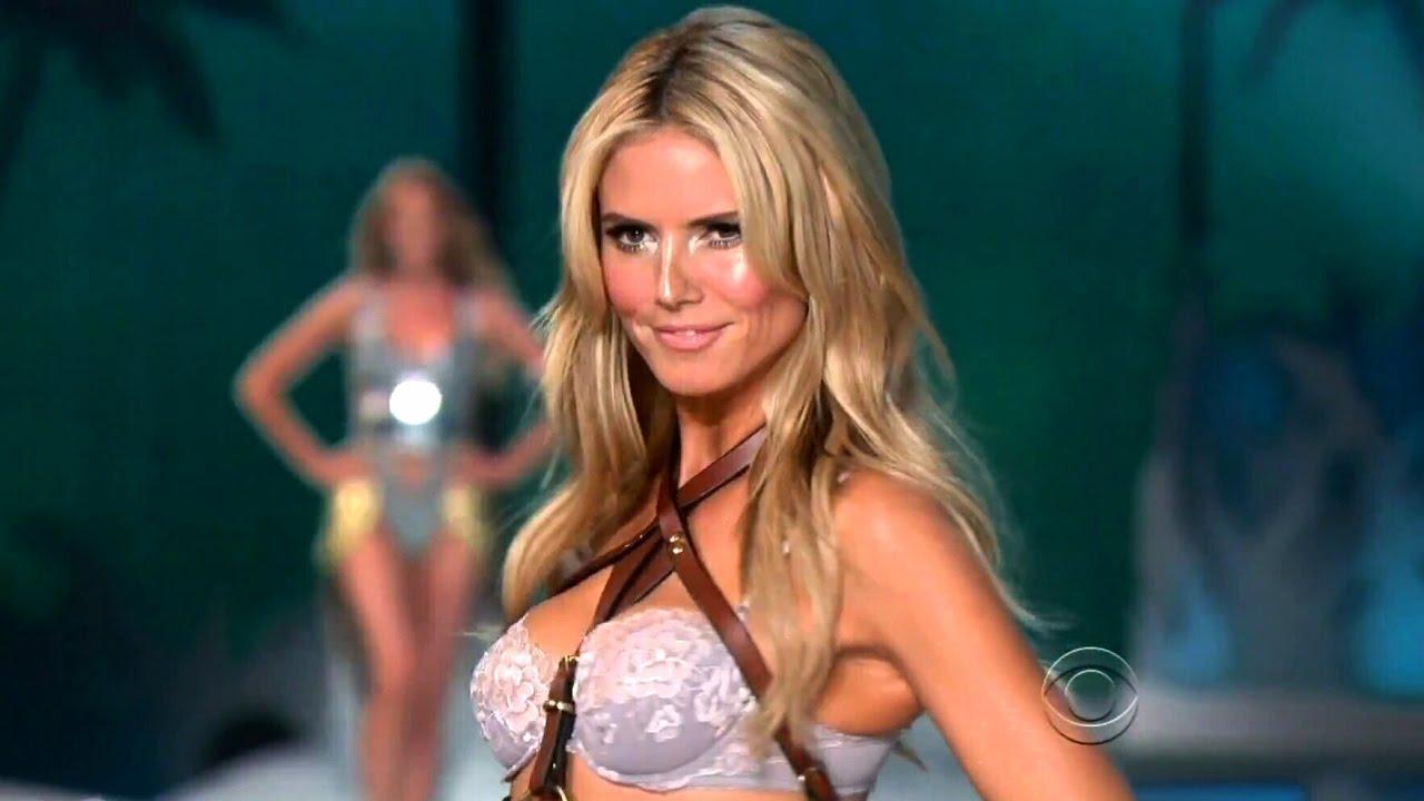 Heidi Klum is a former super model