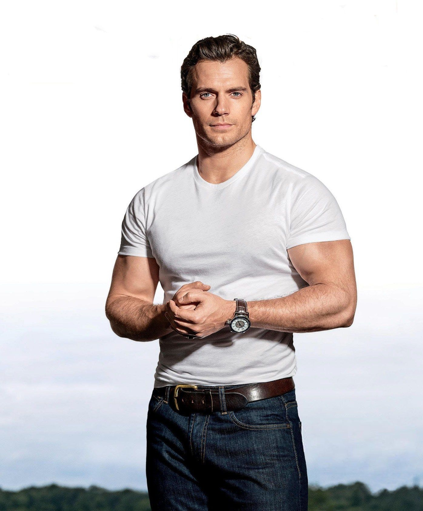 henry cavill most fit celebrity men