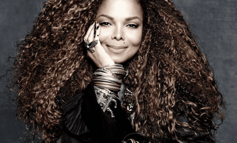 Janet Jackson was an amazing performer