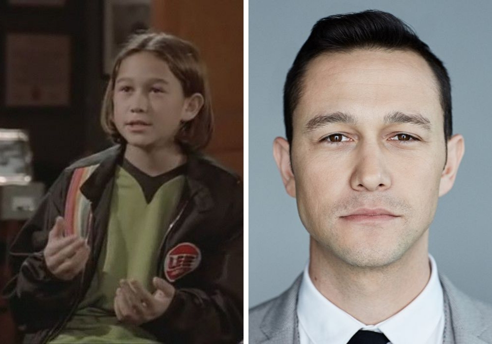 joseph gordon-levitt before and after