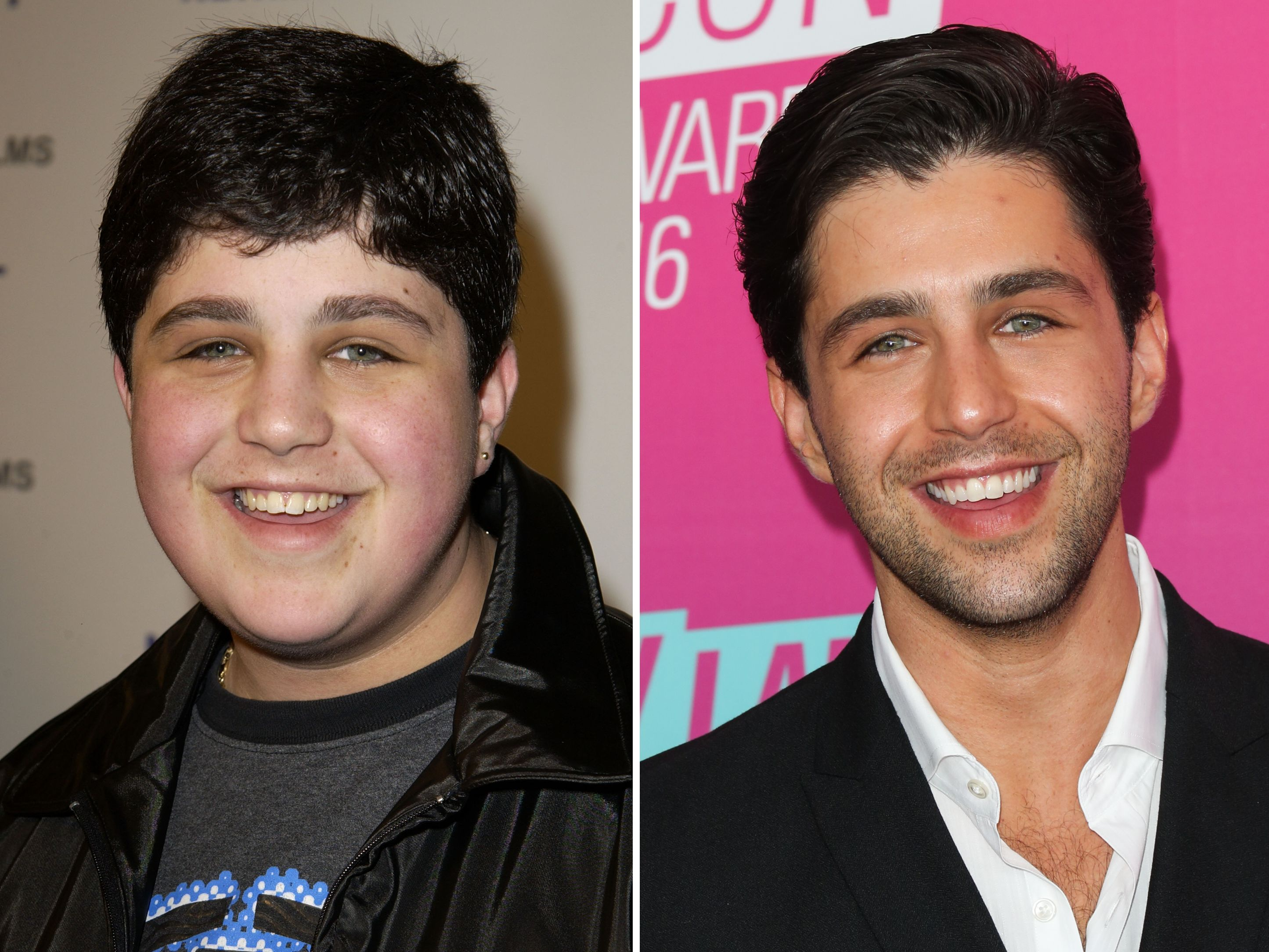 josh peck before and after