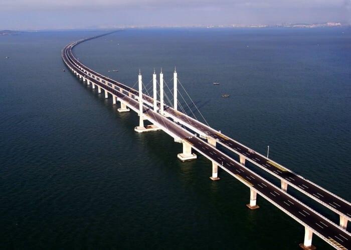 longest bridges in the us Lake Pontchartrain Causeway