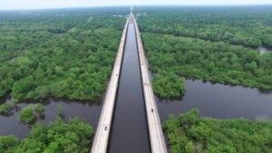 longest bridges in the us Atchafalaya Basin Bridge