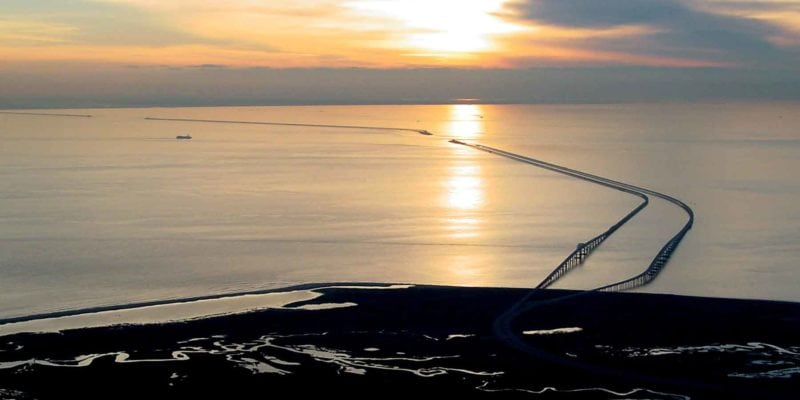 longest bridges in the us Chesapeake Bay Bridge-Tunnel