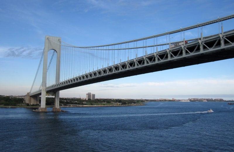 longest bridges in the us Verrazano-Narrows Bridge