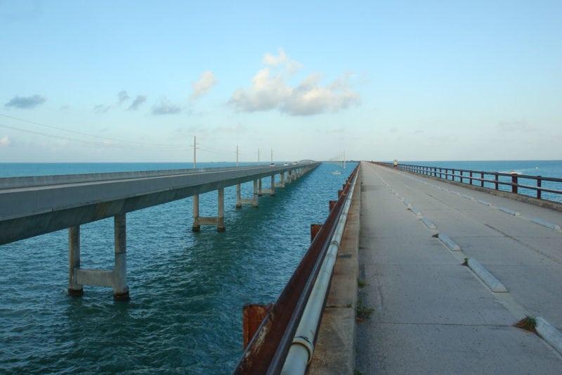 longest bridges in the us Seven Mile Bridge