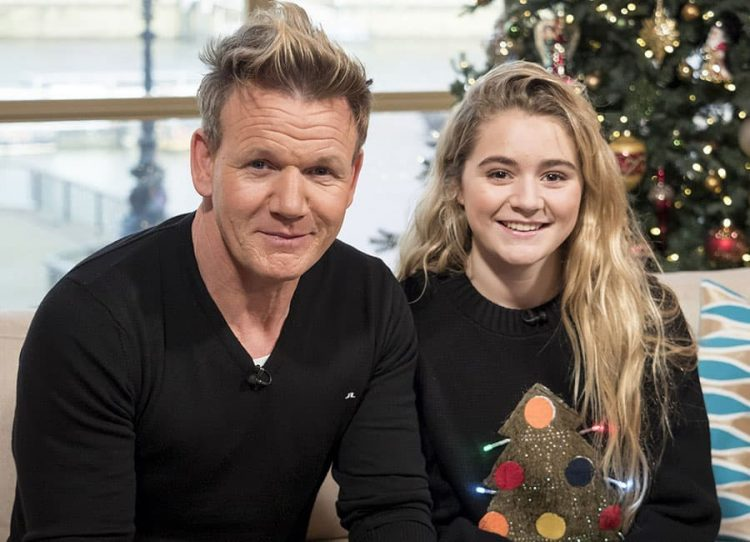 matilda ramsey gordon ramsey celebrity children