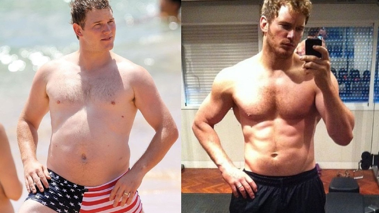 Greatest Body Transformations for a Movie Role