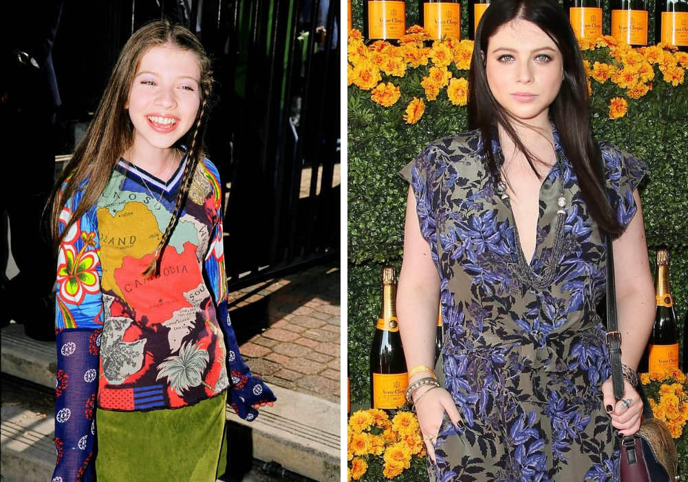 michelle trachtenberg before and after