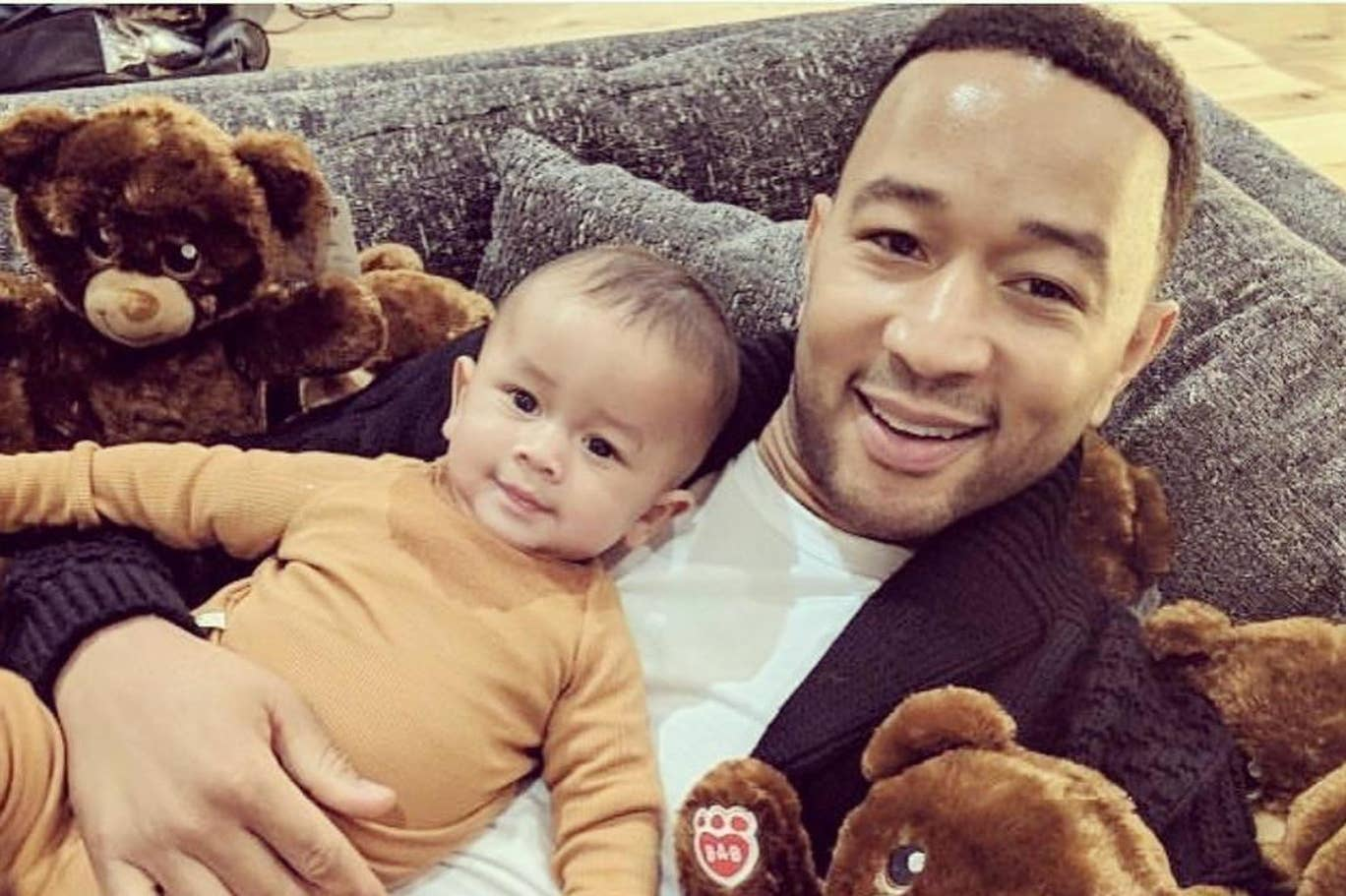 miles legend john legend chrissy teigen celebrity children
