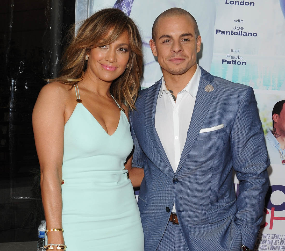 Jennifer Lopez's relationship with dancer, Casper Smart was one relationship that many believed was mismatched