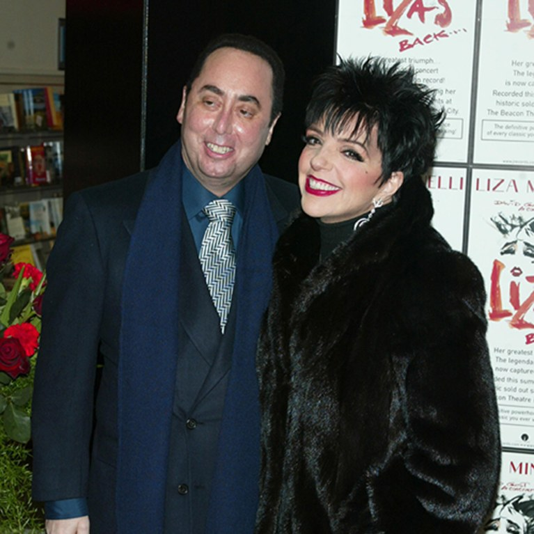 Liza Minnelli & David Gest's marriage was short-lived and too over the top