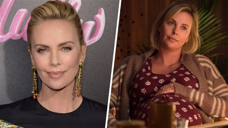 Charlize Theron models who became actresses