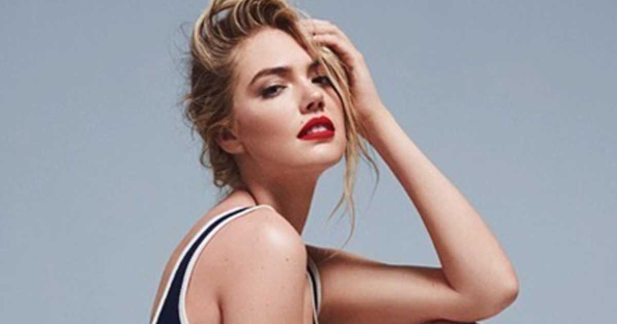 Kate Upton models who became actresses