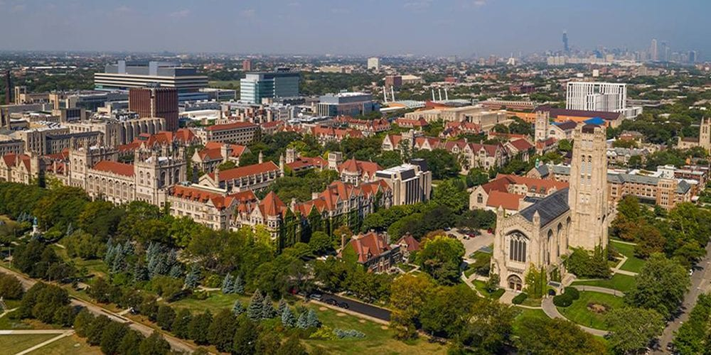 University of Chicago is one of the top universities in the United states. It also has one of the highest tuition fees