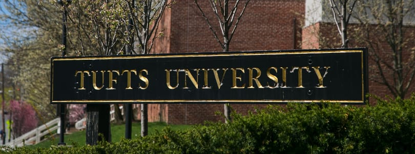 Tufts University is one of the most expensive universities in America with quite a number of Nobel Laureate