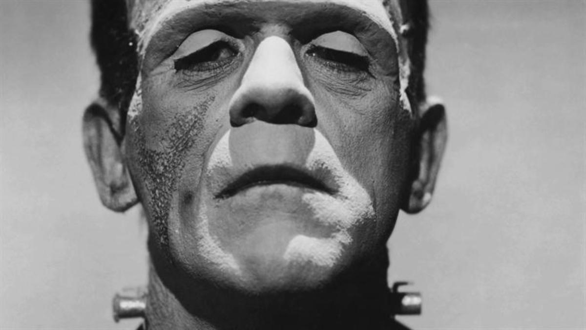 movie makeup frankenstein