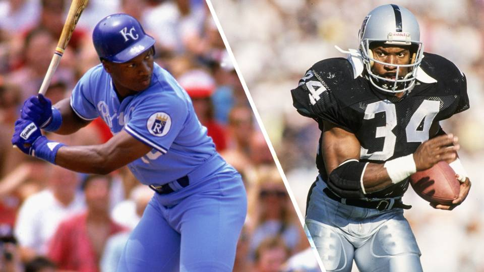 Bo Jackson is one of the multi-sports professional athletes who excelled in Baseball and Basketball