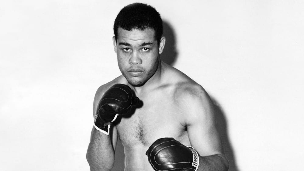 Joe Louis was an accomplished heavyweight champ as well as a Good Golfer making him one of the multi-sports professional athletes