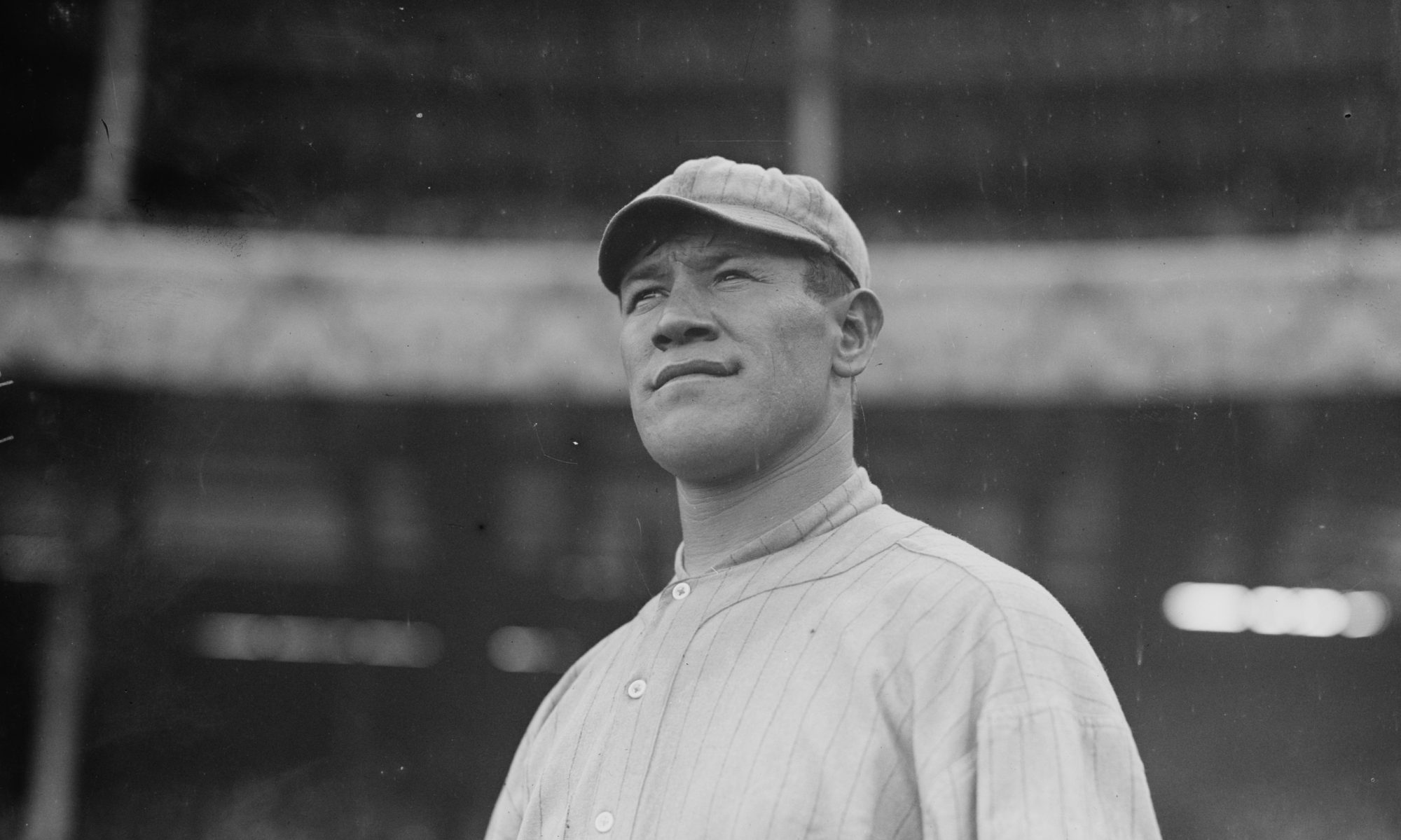 Jim Thorpe is one of the first multi-sports professional athletes in the world