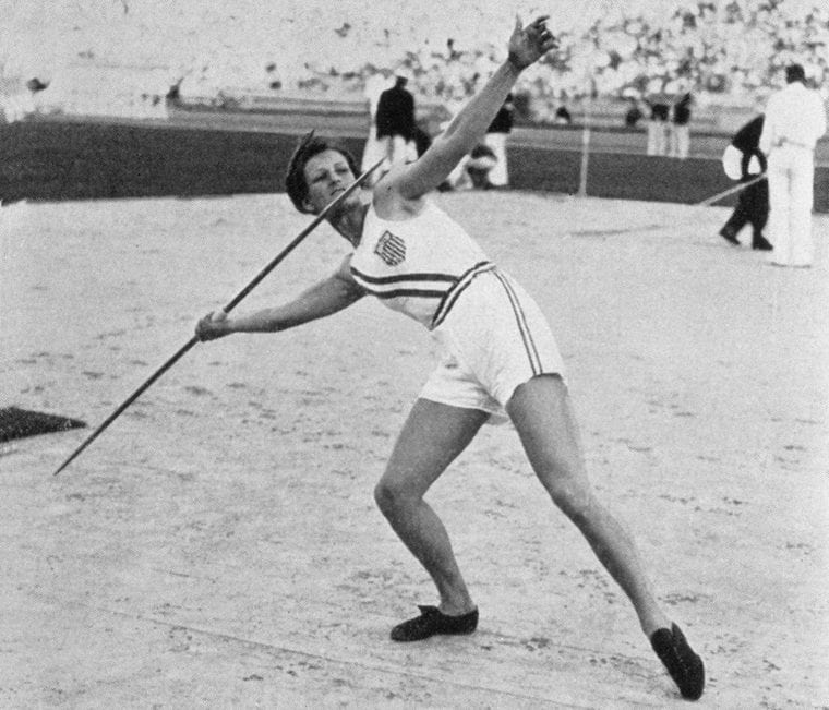 Babe Didrikson is one of the first female multi-sports rofessional athletes