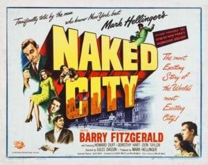 naked city movie nyc