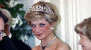 Princess Diana Facts - Tiara