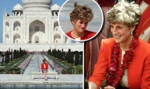 Indian Heritage - Princess Diana facts