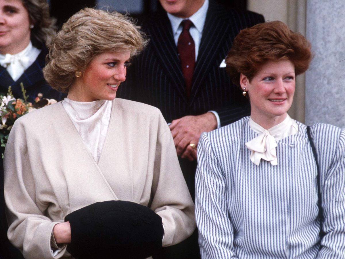 Diana's Big Sister Dated Charles - princess diana facts
