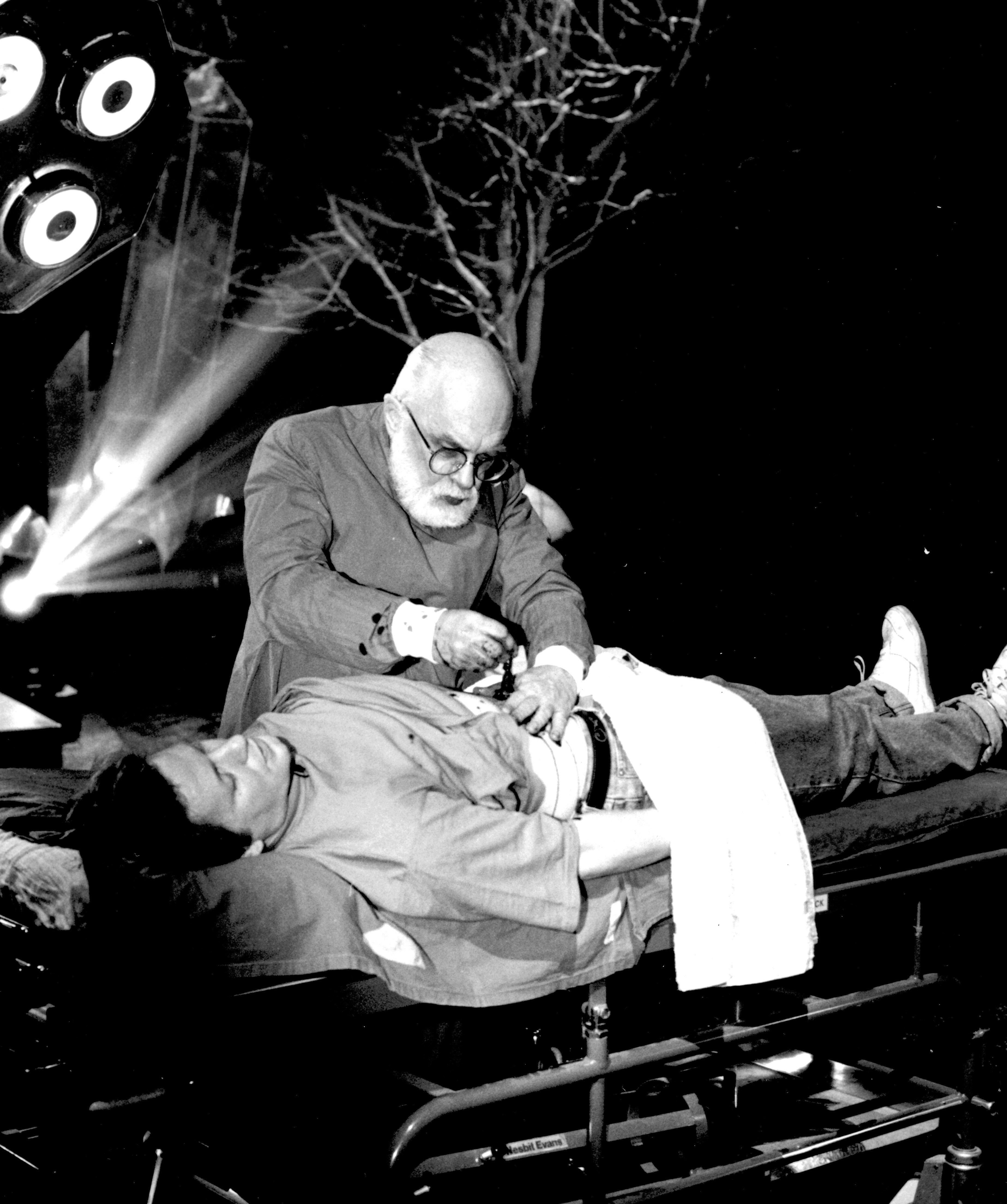 psychic surgery pseudoscience ancient medical practice