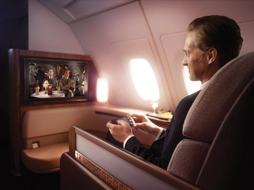 qatar airways movies