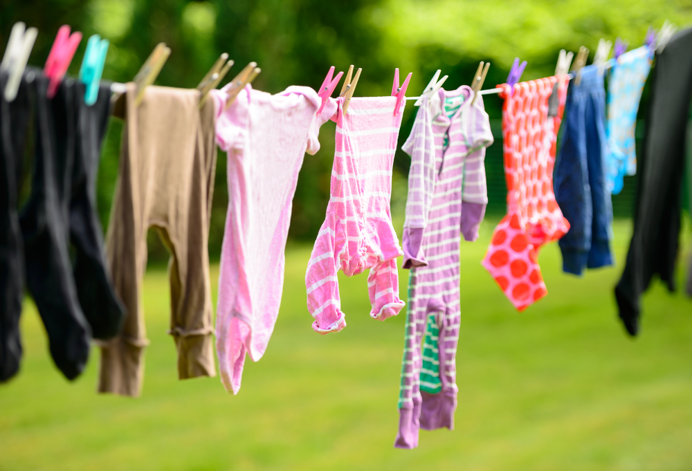 reduce washing and drying costs