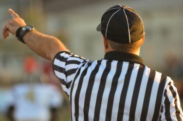 referee scandal N