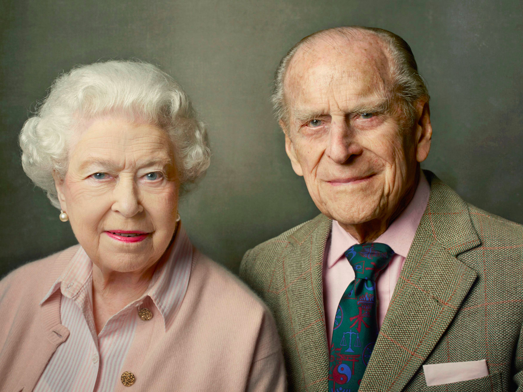 Queen Elizabeth & Prince Phillip - One of the strange royal unknown family facts is that the Queen and the Prince are actually cousins