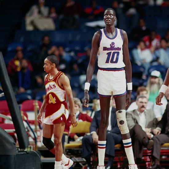 tallest athletes bol