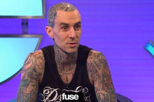 tattooed celebrities travis barker