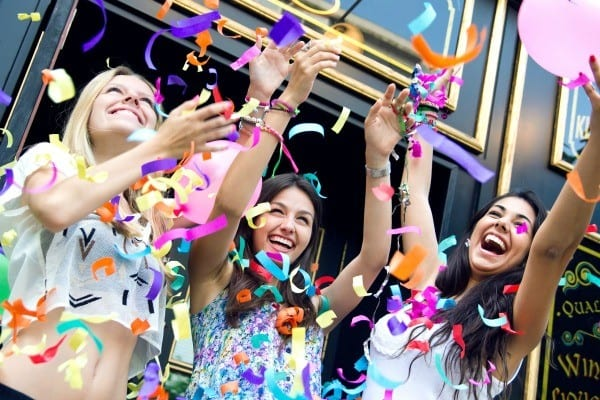 Top 5 Things to Do for a Teen Birthday