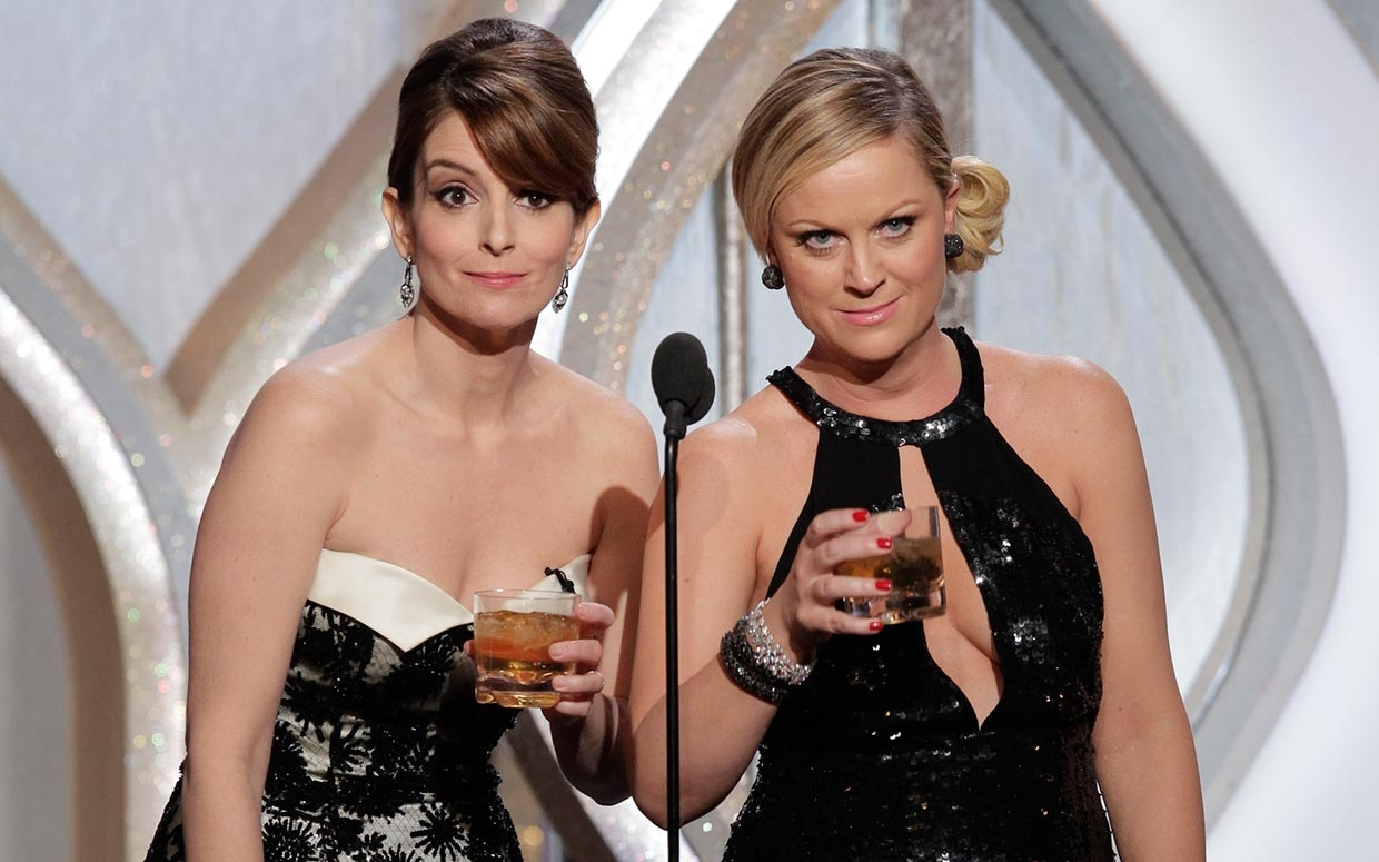 tina fey amy poehler best friends comedians