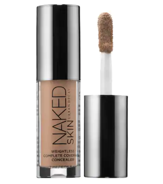 urban decay naked skin weightless complete coverage concealer mini