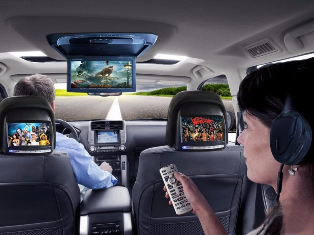 video systems car options
