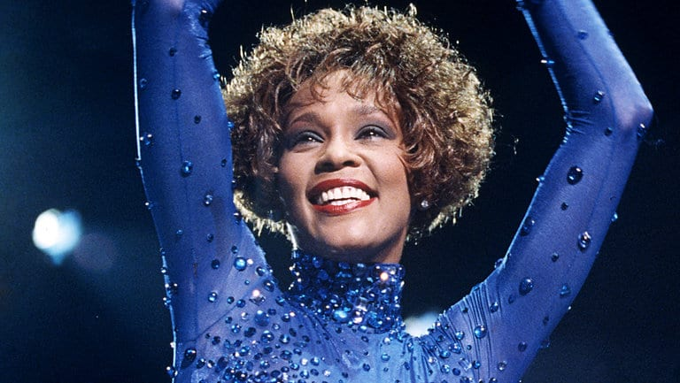 Whitney Houston was one of the greatest performers of Soul music