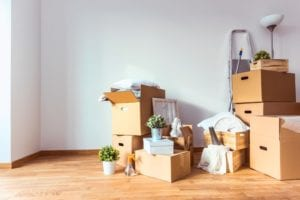 breaking up with your boyfriend moving out