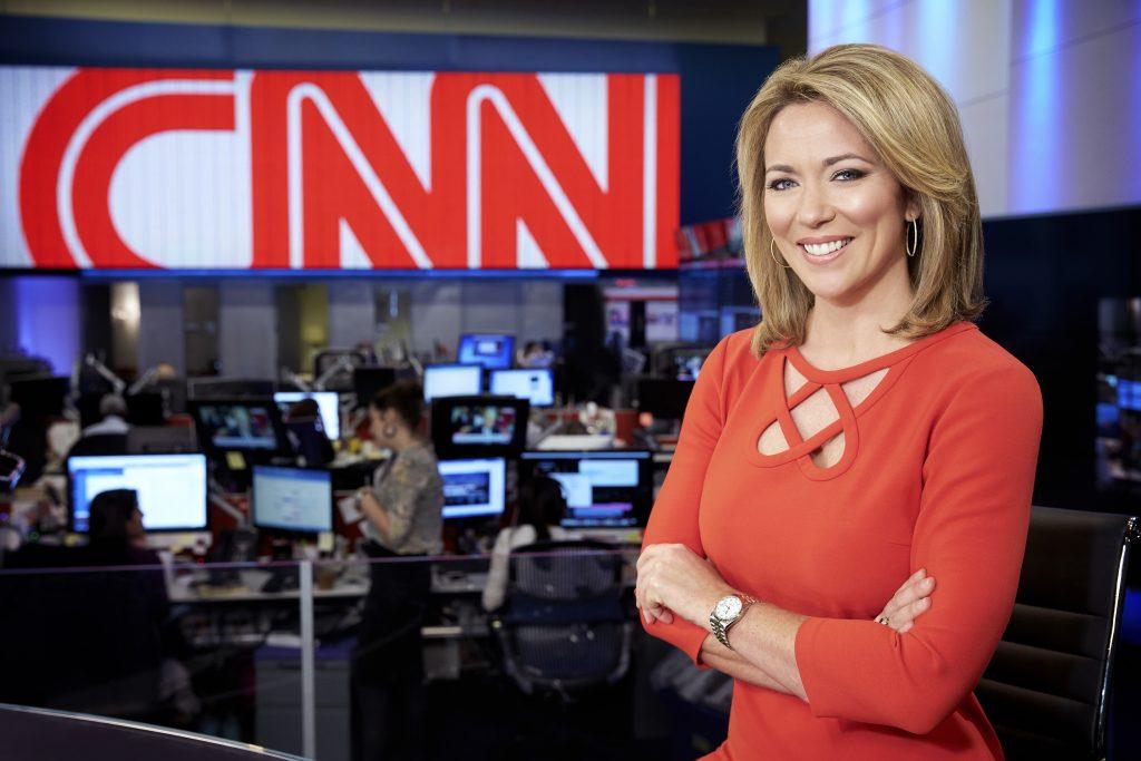 Brooke Baldwin's hottest female broadcaster