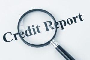 build a credit line - Credit report