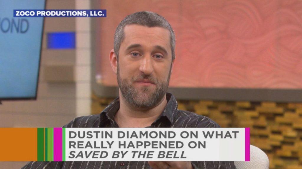 dustin diamond interview