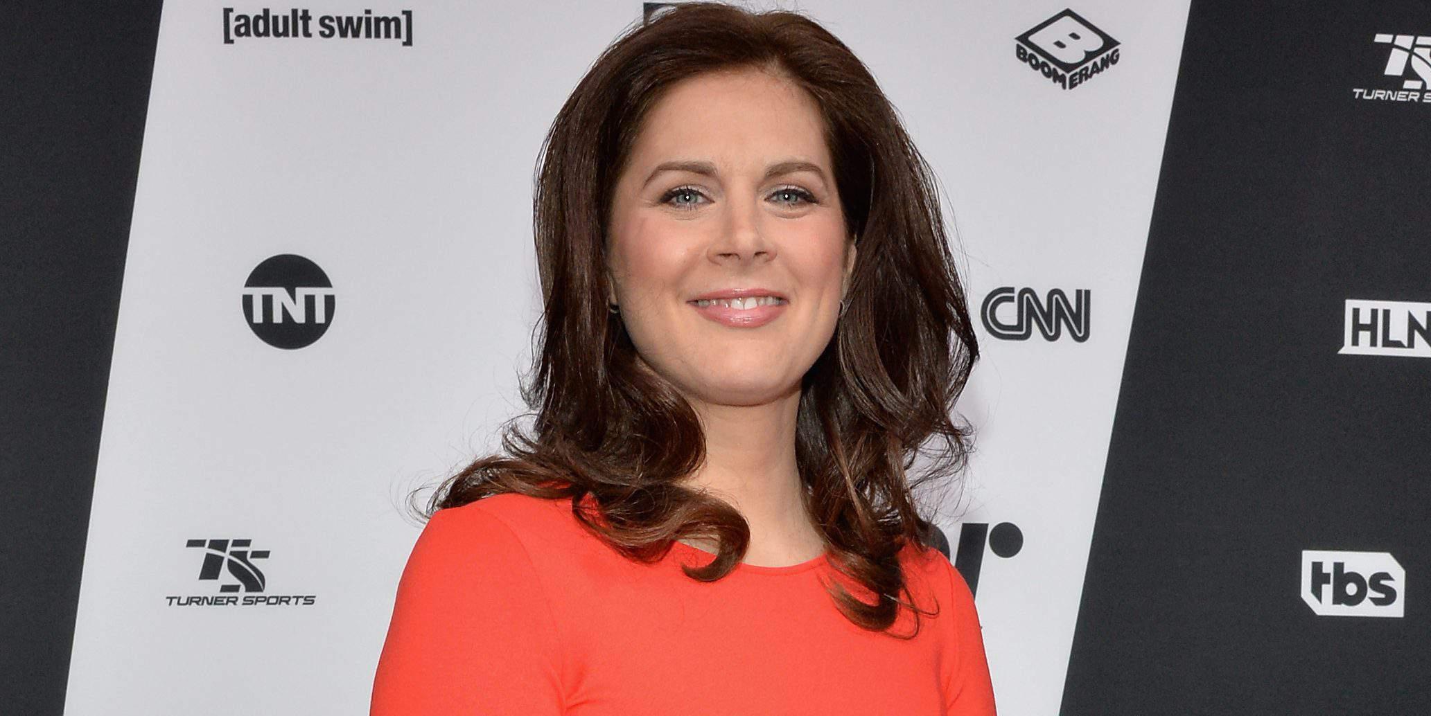 erin burnett hottest female broadcasters
